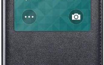 Samsung pouzdro S-View pro Samsung Galaxy S5, černá