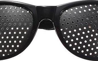 Děrované brýle pro zlepšení zraku - dodání do 2 dnů