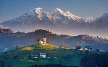Města i přírodní krásy Slovinska: na výběr 4 termíny! Poznání i koupání.