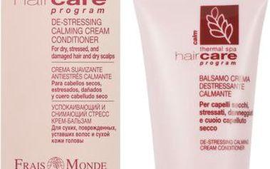 Frais Monde De-Stressing Calming Cream Conditioner 150ml Kondicionér na barvené, poškozené vlasy W Pro suché a poškozené vlasy