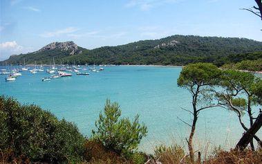 Zájezd do Marseille a na ostrov Porquerolles s koupáním