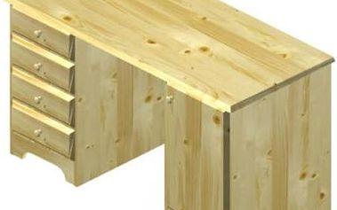 SCONTO PEDRO K25 Psací stůl
