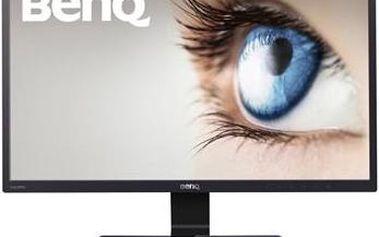 "BenQ GW2470H 23,8"" W VA LED / 1920x1080 / 20M:1 / 4ms / D-Sub / 2xHDMI / VESA / Low blue light / F-free; 9H.LDMLA.TBE"