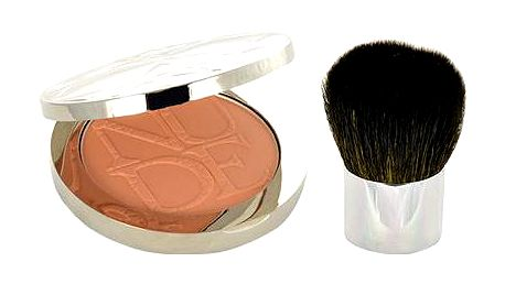 Christian Dior Diorskin Nude Tan Nude Glow Sun Powder 10g Make-up W - Odstín 004 Spicy
