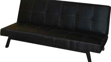 Pohovka BARCELONA černá