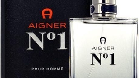 Aigner Aigner No 1 Pour Homme 100 ml toaletní voda pro muže