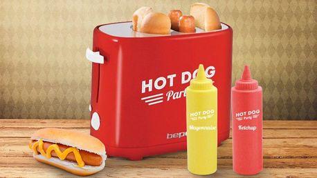 Hotdogovač Beper - svačinka snadno a rychle