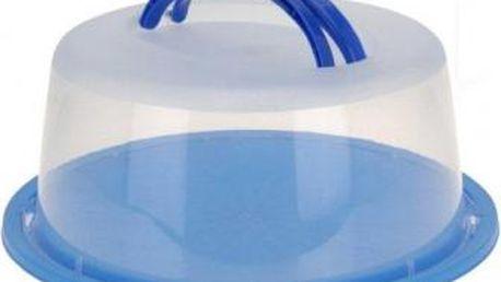 Box plastový na potraviny 7 l snadné přenášení ProGarden KO-Y54630400modr