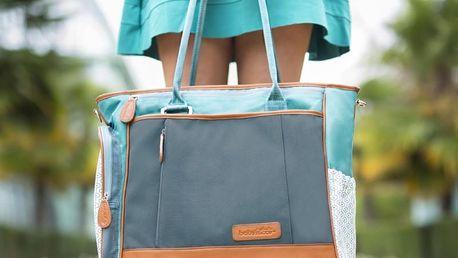 Přebalovací taška Babymoov Essential Bag, petrolejová + 200 Kč za registraci