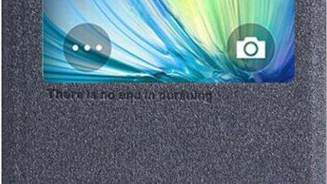 Nillkin Fresh S-View pouzdro pro Samsung Galaxy A5, černá - 22125