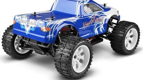 RC auto Himoto Monster Truck EMXT-1 1/10 elektro RTR set 2,4GHz + 200 Kč za registraci