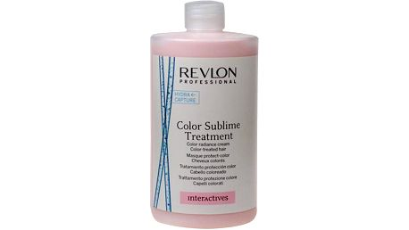 Revlon Interactives Color Sublime Treatment 750ml Maska na vlasy W Pro barvené vlasy
