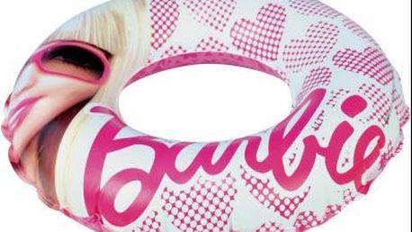 Nafukovací dětský kruh Barbie