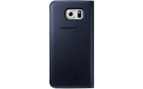 Samsung flip pouzdro pro Samsung Galaxy S6 Edge, černá