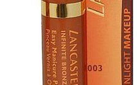 Lancaster Infinite Bronze Easy Manicure Paintbrush 4ml Lak na nehty W - Odstín 003 Deep Orange