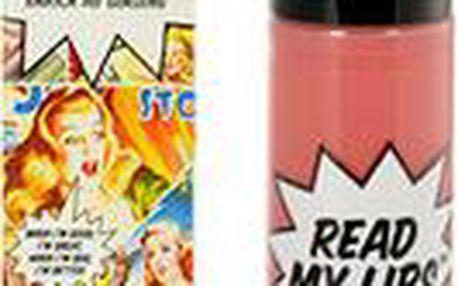 TheBalm Read My Lips Lip Gloss 6,5ml Lesk na rty W - Odstín Hubba Hubba!