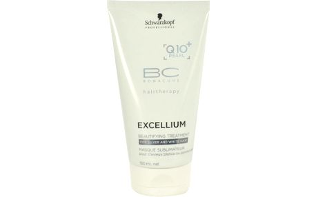 Schwarzkopf BC Bonacure Excellium Beautifying Treatment 150 ml maska na vlasy pro ženy