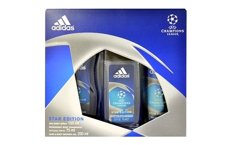 Adidas - UEFA Champions League Star Edition 150ml Deodorant M
