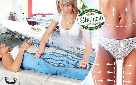 Přístrojová lymfodrenáž pro regeneraci těla v Olomouci. 1 nebo 10 procedur v délce 45 minut.