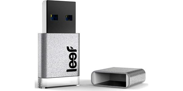Leef USB 64GB Magnet 3.0 silver