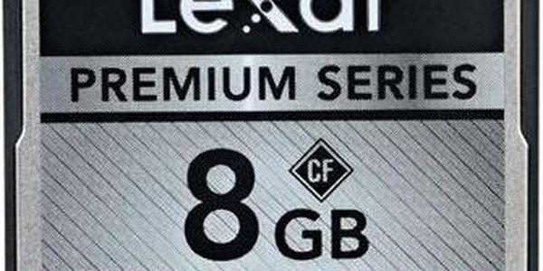 Lexar 8GB CF 200x Premium