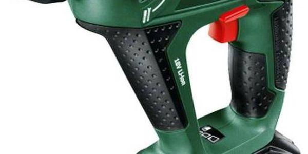 Kladivo Bosch Uneo Maxx (1 aku, 2,5 Ah) zelený