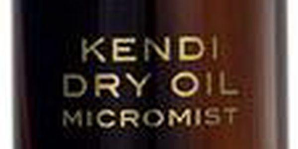 Alterna Bamboo Smooth Kendi Dry Oil Micromist 170ml Balzám na vlasy W Pro jemné vlasy