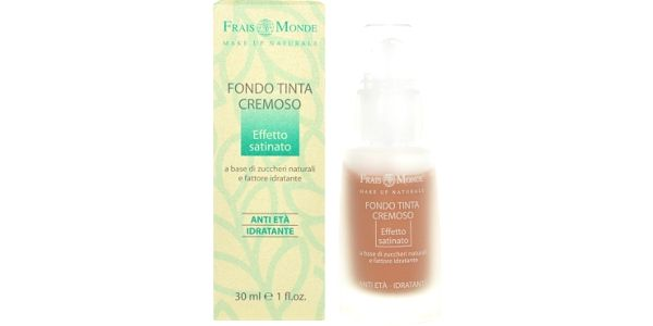 Frais Monde Make Up Naturale Creamy Foundation 30 ml makeup pro ženy 2