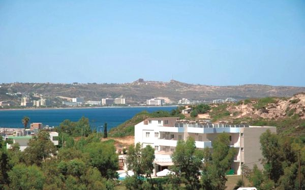 Řecko, Rhodos, letecky na 8 dní se snídaní