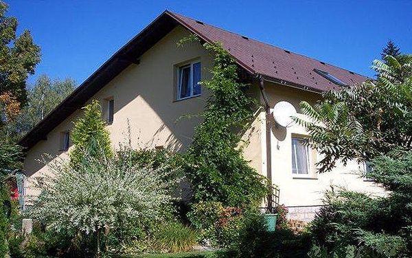 3–5denní pobyt pro 6 osob v Jizerských horách v Apartmánu Fischerových