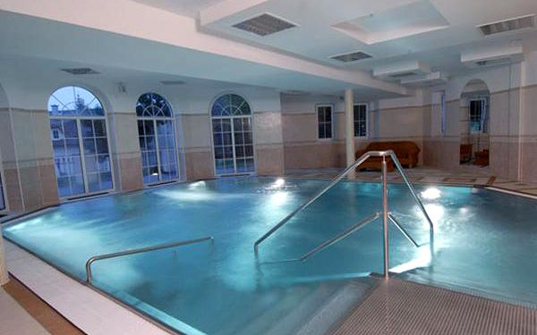 Wellness pobyt v Mariánských Lázních s bazénem