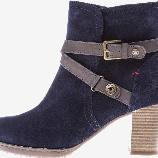 Kotníková obuv Tom Tailor, velikost 40