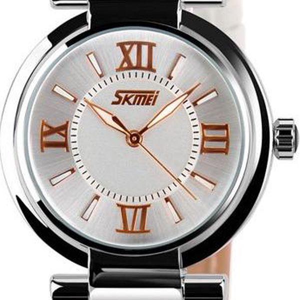 Elegantní dámské hodinky - různé barvy