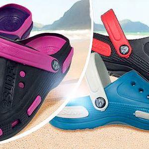 Gumové nazouváky - ideální obuv k vodě i do vody, pánské i dámské velikosti, 18 barev na výběr!
