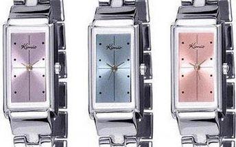Elegantní dámské náramkové hodinky Kimio - v 6 barvách