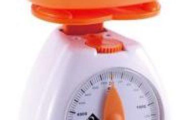 Váha kuchyňská 5 kg, oranžová RENBERG RB-5600oran