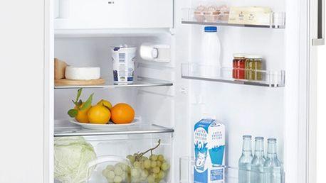 Jednodvéřová chladnička Hoover HVTOS 544WH
