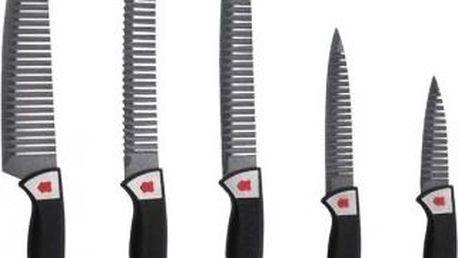 Sada nožů nepřilnavých 5 ks St. Moritz RENBERG RB-2518