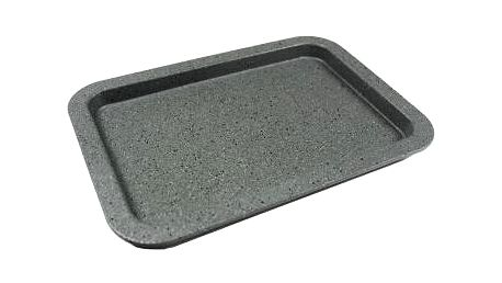 Plech na pečení 43x28x2 cm Gray Granit BLAUMANN BL-1590