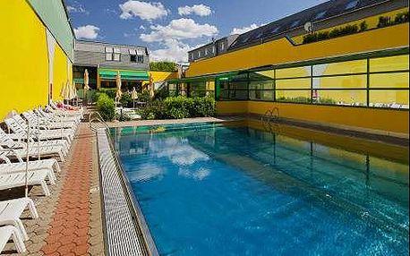 Léto pro dva ve Vídni - Sport Hotel **** s bazénem a saunou v ceně