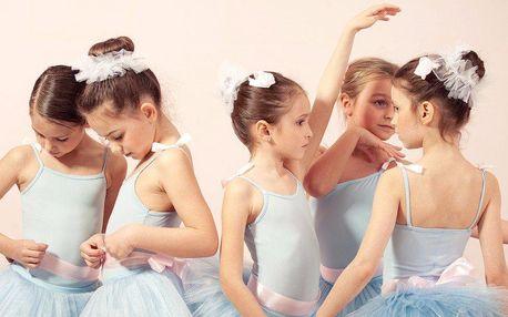 Pohyb je zábava: Letní taneční škola pro děti