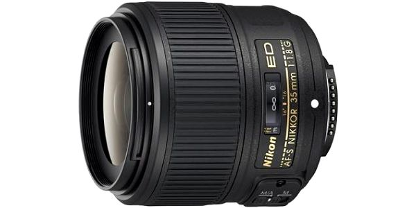 Nikon 35MM F1.8G AF-S NIKKOR