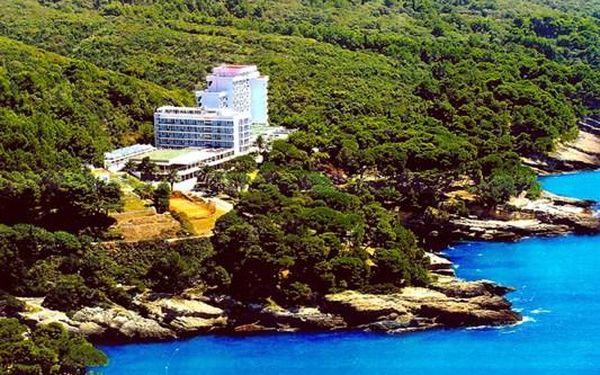 Černá Hora, Ulcinjská riviéra, Hotel Albatros, polopenze