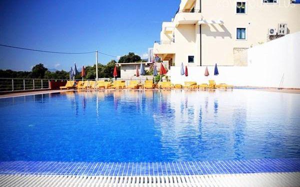 Černá Hora, Barská riviéra, Hotel De Lara, polopenze