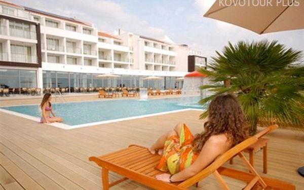 Černá Hora, Ulcinjská riviéra, Hotel Otrant Beach, all inclusive