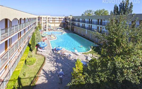 Bulharsko, Slunečné pobřeží, Hotel Amfora, letecky, all inclusive