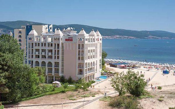 Bulharsko - Slunečné Pobřeží na 8 až 11 dní, all inclusive s dopravou letecky z Prahy přímo na pláži