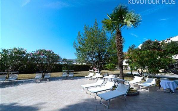 Chorvatsko, Istrie, Hotel Amfora, polopenze