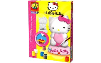 SES Sádrový komplet - Hello Kitty