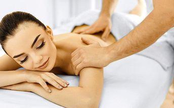 60minutová ajurvédská masáž